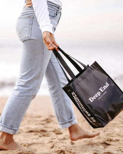 Deep End Mini Tote Bag (Free Gift)