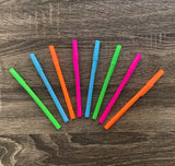4 Color Ball Point Pen Set - Pack of 8