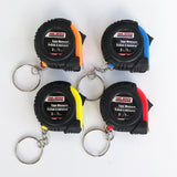Mini Tape Measure with Keychain - 3 Feet