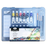 21-Piece Acrylic Paint Art Set with Case - Royal & Langnickel