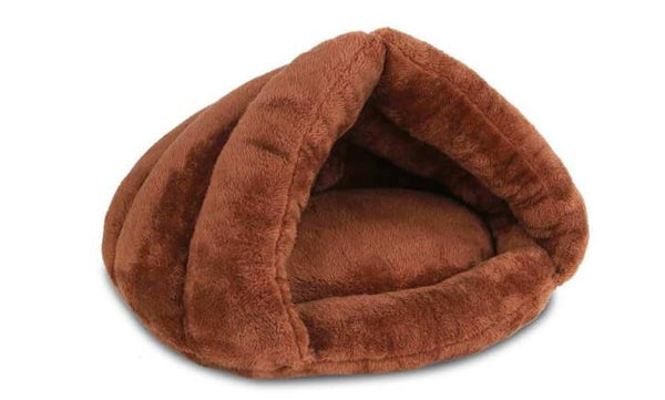 Bed Cave available in Gingerbread, Watermelon & Oyster Grey.