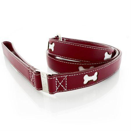 Hamish McBeth Red Bones Leash - Smitten Pets