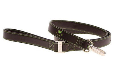 Hamish McBeth Paws Brown Lead - Smitten Pets