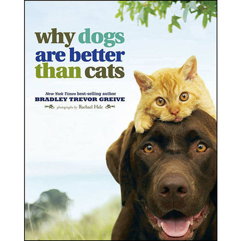 Why Dogs Are Better Than Cats - Smitten Pets
