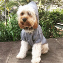 Miyow & Barkley Barkingham – Battleship Grey Hoody