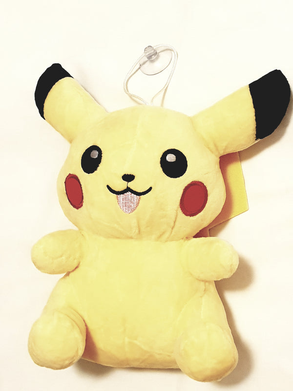 Pokemon Pikachu Soft Plush Dog Toy
