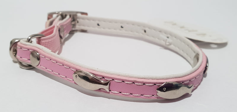 Dogue Fish Cat Collar