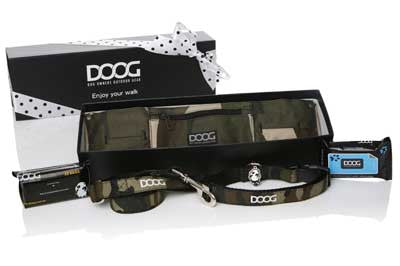 DOOG Gift Packs - Collar, Lead & Walkie Belt - Smitten Pets - 1