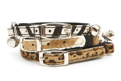 Dogue Pony Hair Cat Collars - Smitten Pets