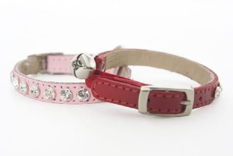Coco Crystal Cat Collars - Smitten Pets