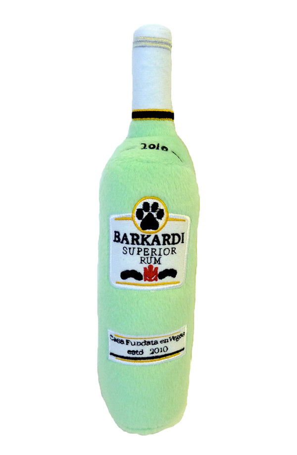 Barkardi Rum Dog Toy