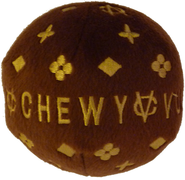 Chewy Vuiton Ball