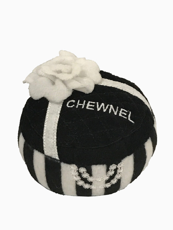 Chewnel Parody Gift Box Dog Toy