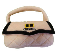 Chewnel Parody Handbag Shape Dog Toy