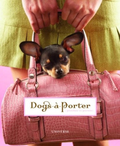 Dogs-A-Porter Hardcover Book - Smitten Pets