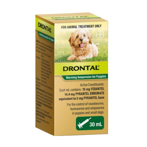 Drontal Worming Suspension