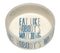 'Eat Like Nobody's Watching' Ceramic Bowl - Smitten Pets - 2