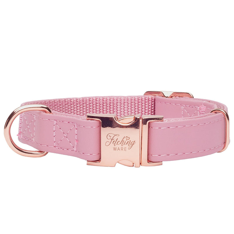 Fetching Ware Rosa in Rose Gold Collar