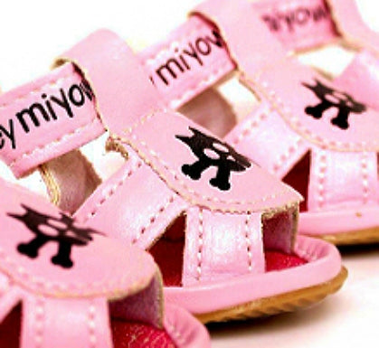 Miyow & Barkley Sandals - Pink