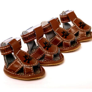 Miyow & Barkley Sandals - Brown
