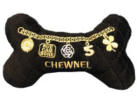 Chewnel LBD Parody Bone Dog Toy