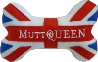 MuttQueen Parody Bone Dog Toy