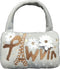 Pawvin Parody Handbag Shape Dog Toy