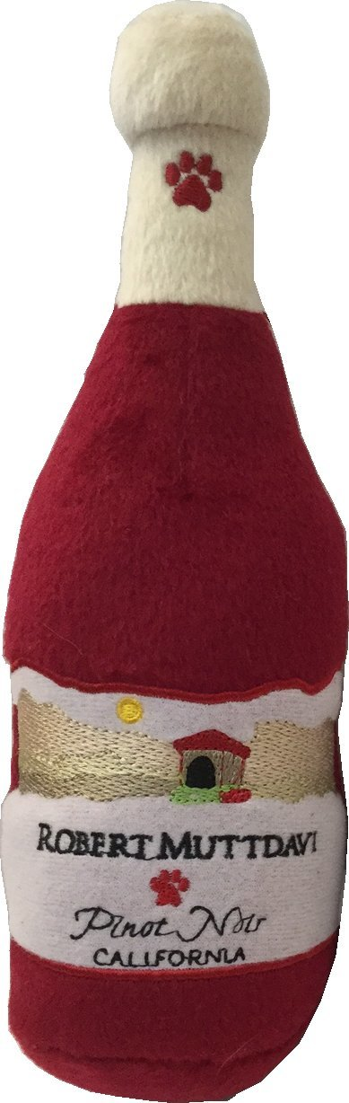 Robert Muttdavi Pinot Noir Dog Toy