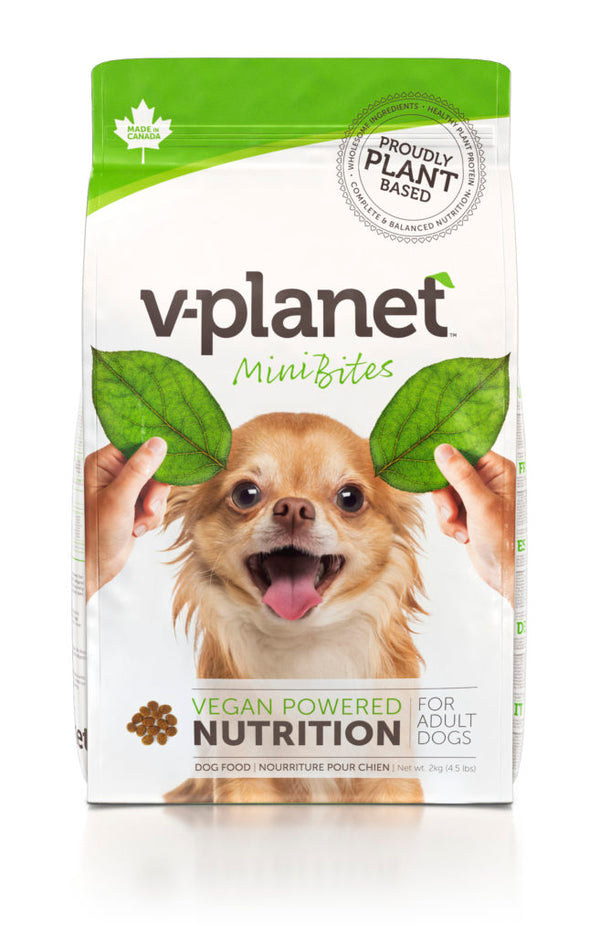V-Planet Vegan Kibble - Mini Bites