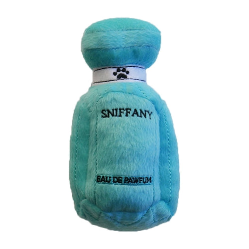 Sniffany & Co Pawfum Bottle Shape Dog Toy