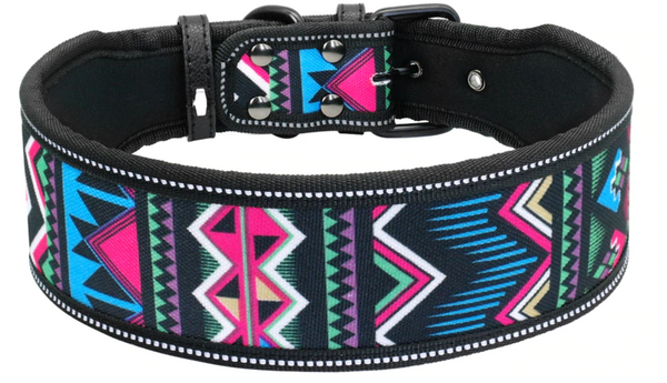 Artist design Dog Collar
