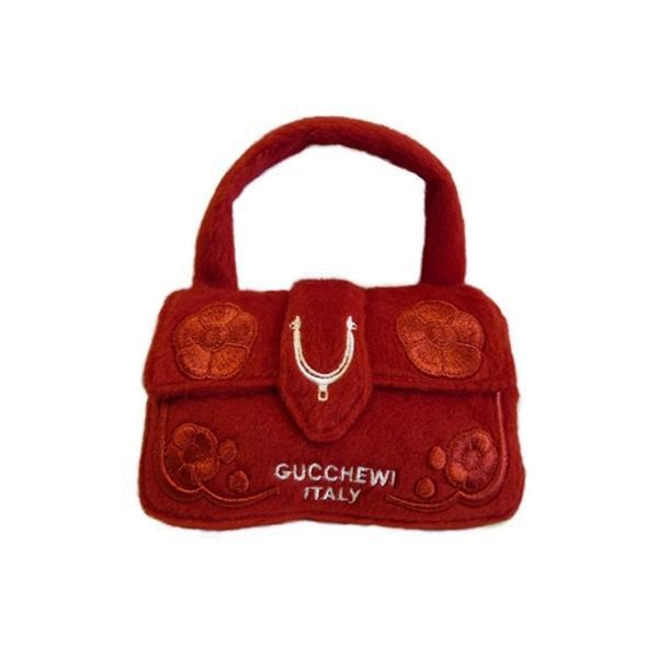 Gucchewi Red Purse