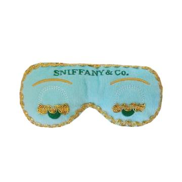 Barkfest at Sniffany's Eye Mask Dog Toy