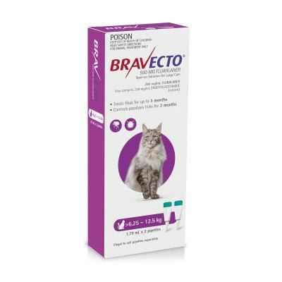 Bravecto Spot-On 2 pack