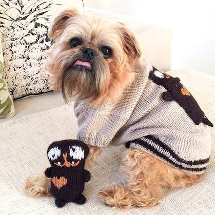 Miyow & Barkley Pocket Monster Sweater
