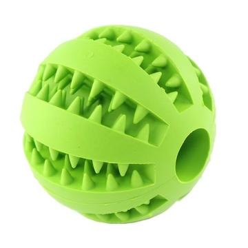 Interactive Rubber Chew Ball