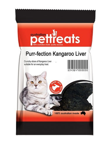 Purr-Fection Kangaroo Liver 60g