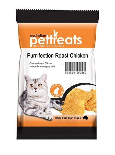 Purr-Fection Roast Chicken 60g