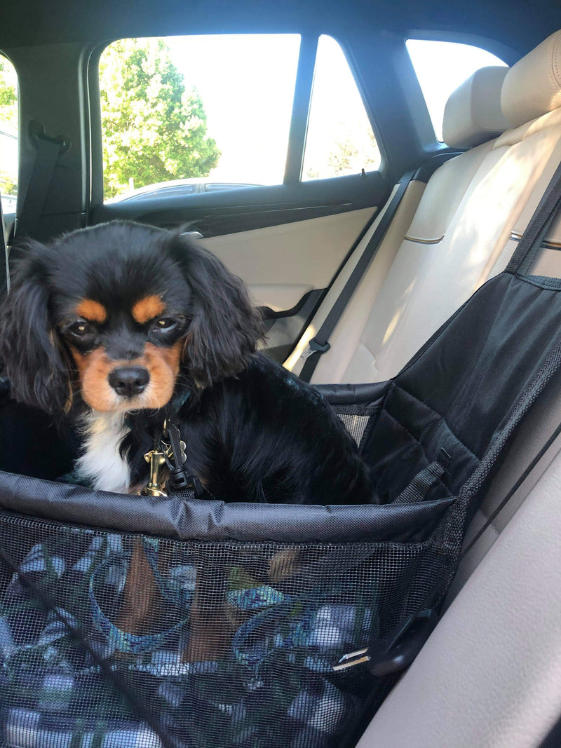 Pet Dog Car Carrier Seat