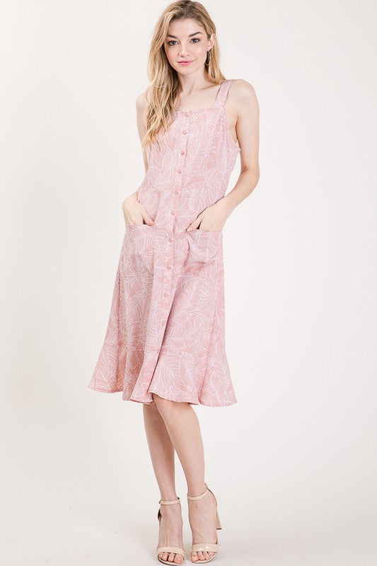 Kara Blush Dress