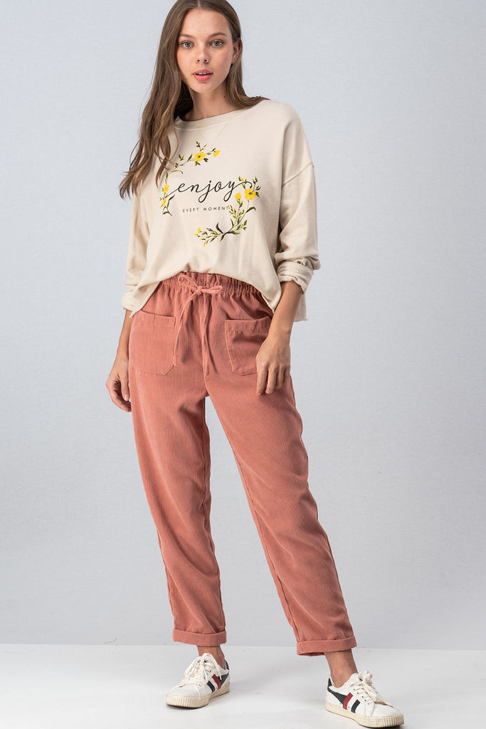 Courdy Pants