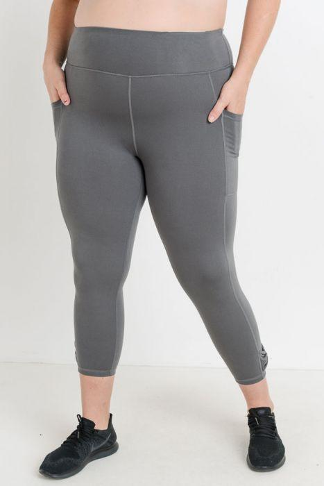 Nova Grey Leggings