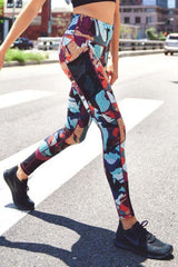 Kahli Kaleidoscope Leggings