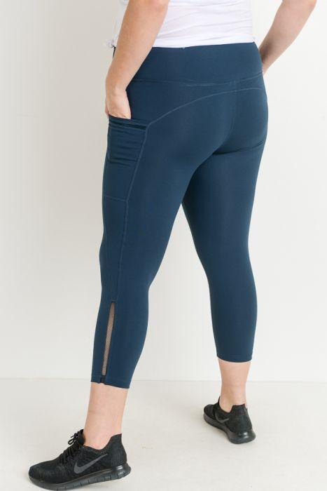 Nani Teal Leggings