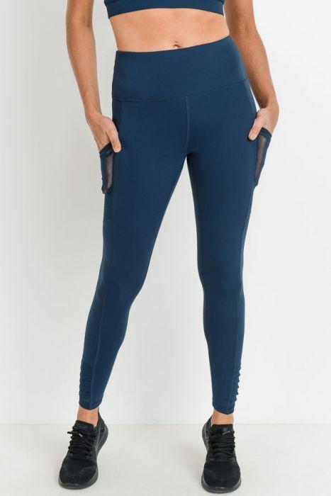 Kimora Teal Leggings