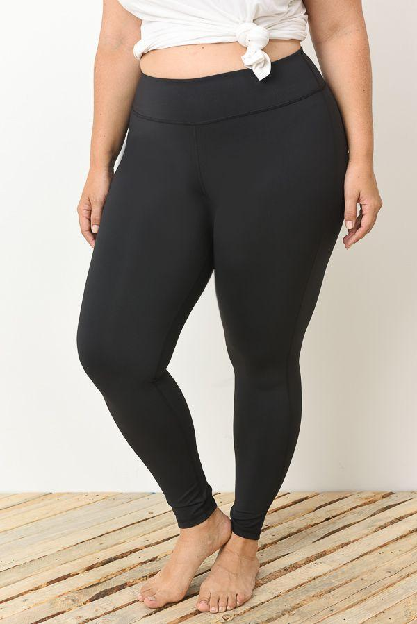 Namrita Black Leggings