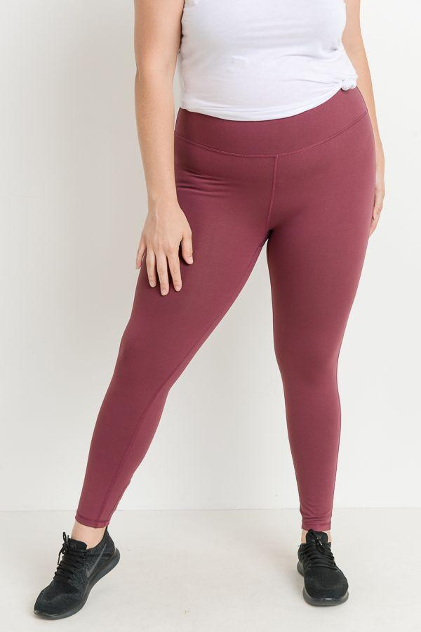 Namrita Red Leggings