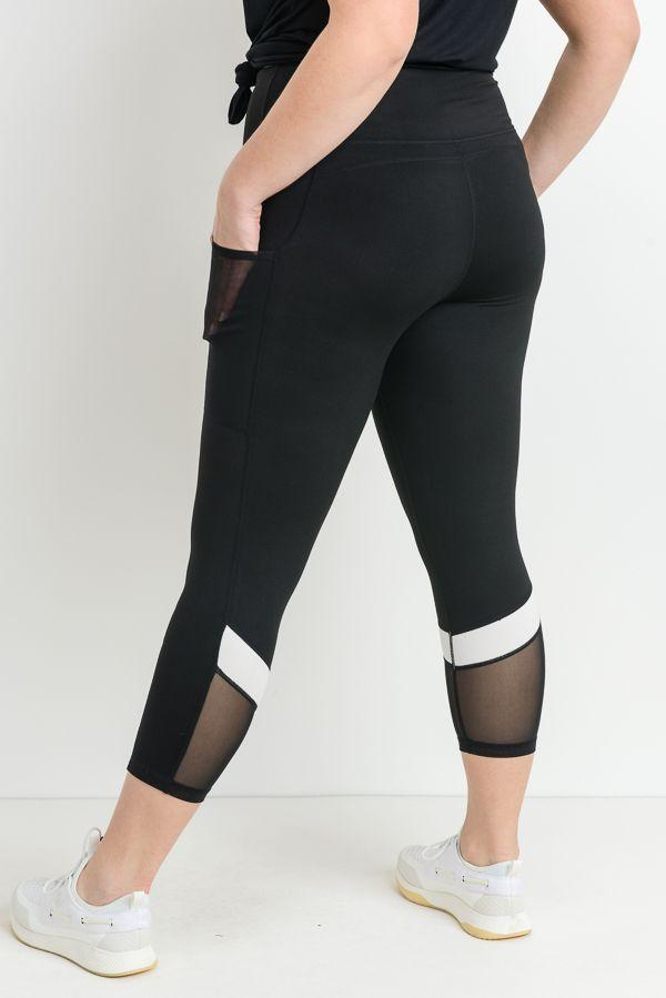 Nicci Black Leggings