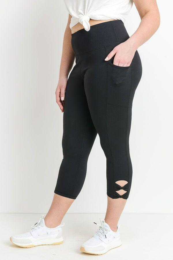 Noreen Black Leggings