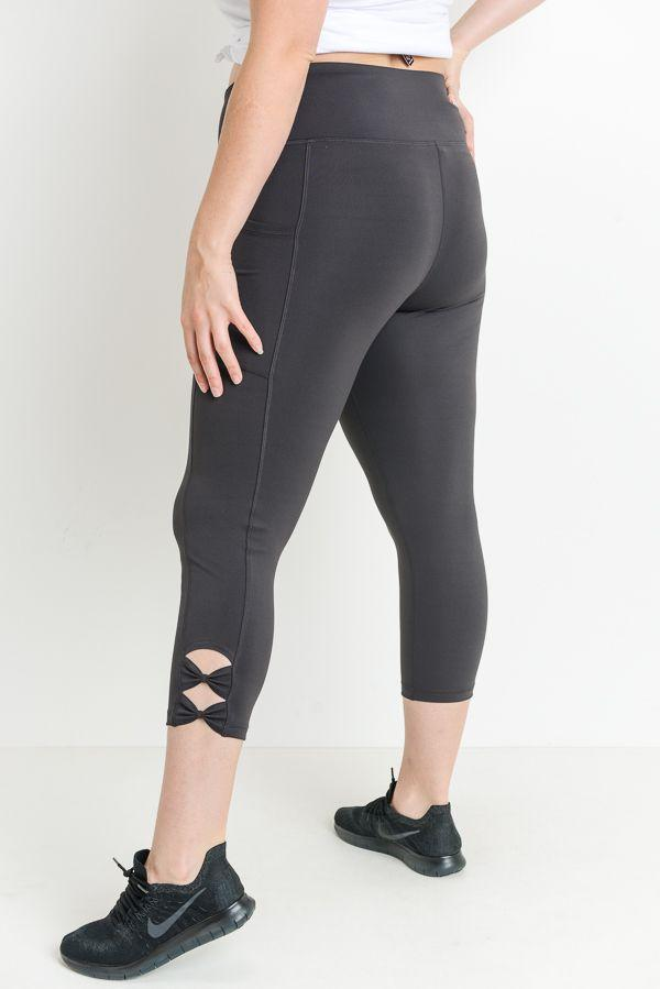 Noreen Gray Leggings
